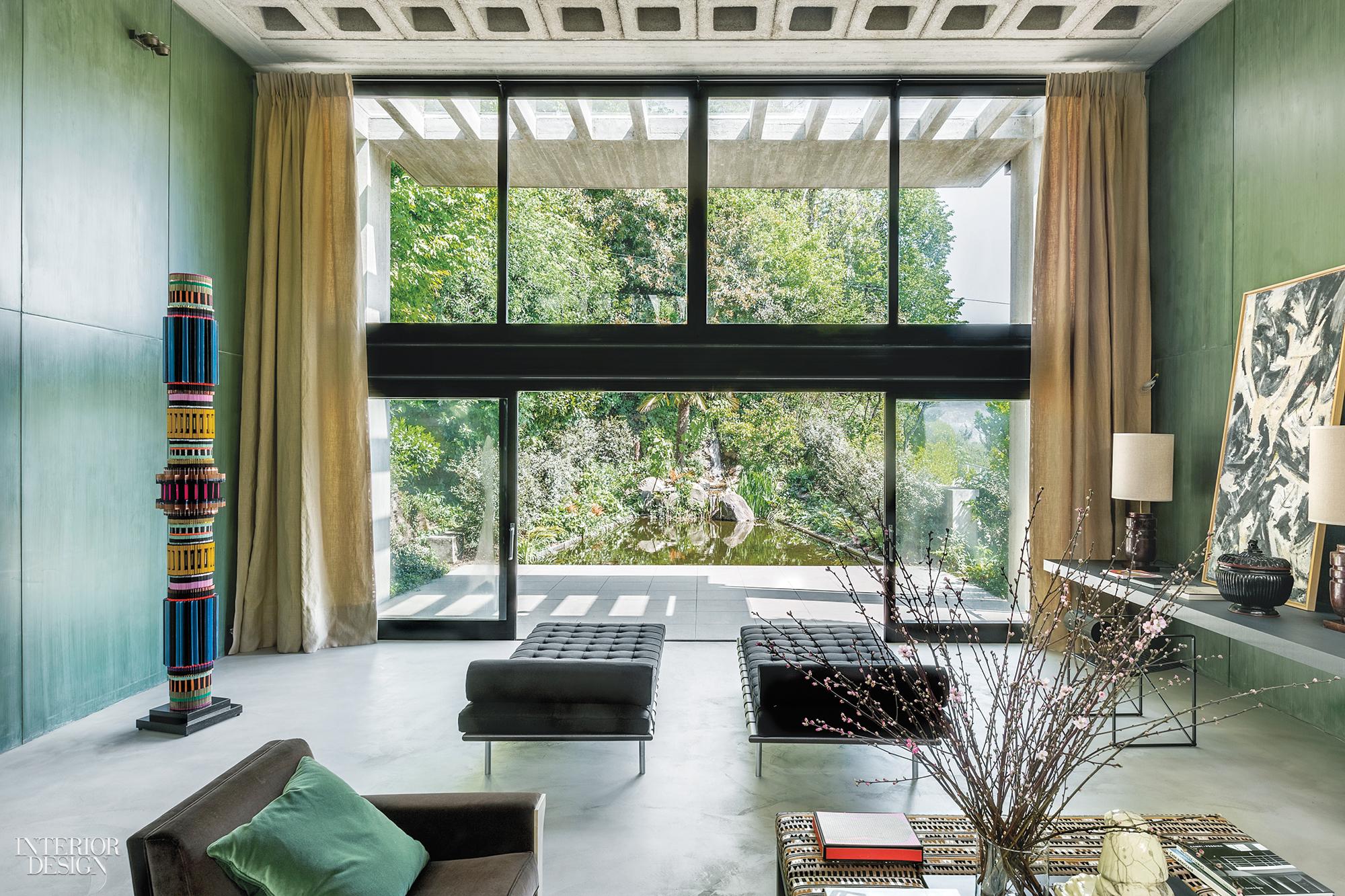 Sabo Architekten 4 modernist homes in europe get a makeover