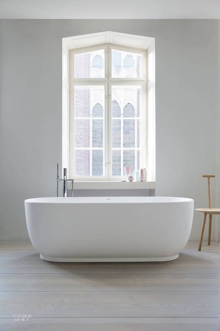 duravit bath photo freestanding of air whirlpool oval starck tub x