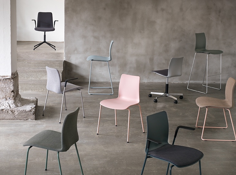 10 Seating Highlights From NeoCon 2017
