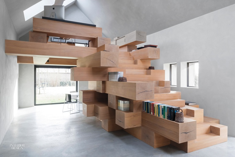 home office studio. Interesting Office Studio Farris Architects Reimagines An 18thCentury Stable As A Home Office With C
