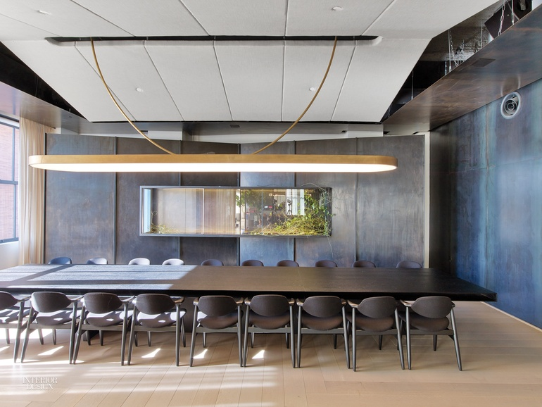 Bluarch Designs Top Notch Interiors For Nyc Club Spring Place