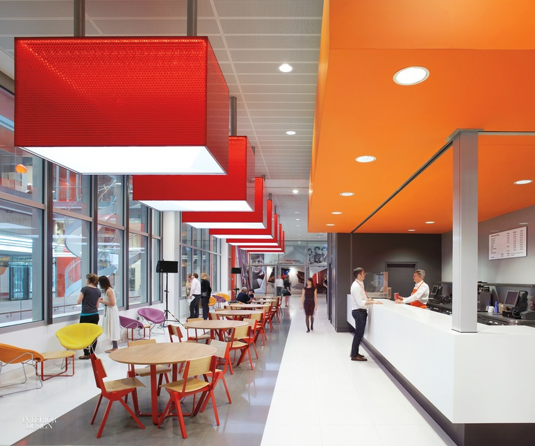 Project BBC 2013 Site London Standout Consolidating 5000 Staffers The Workplace Emphasizes Flexibility With Over 100 Meeting Rooms And Touchdown