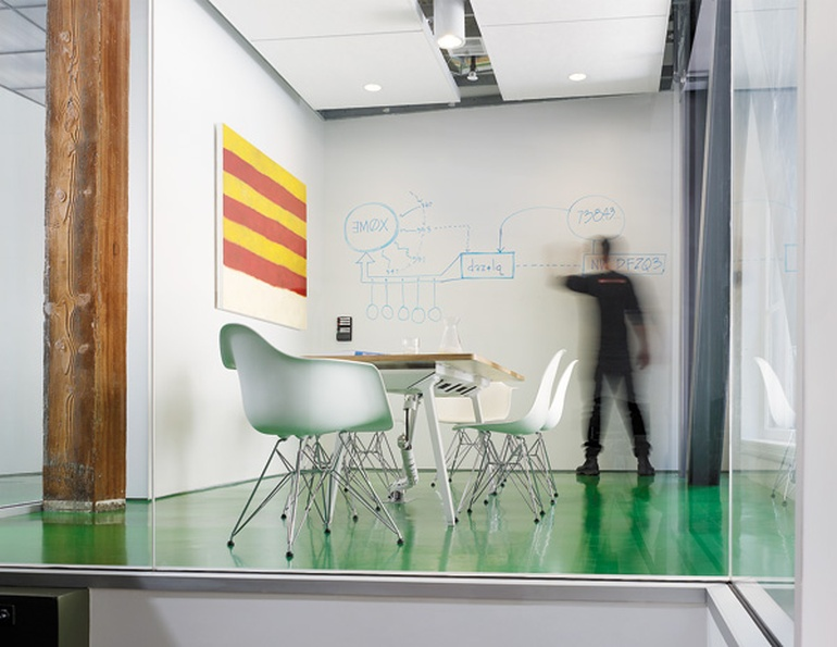 Hot Property: A Modern San Francisco Law Office By Envelope Architecture +  Design