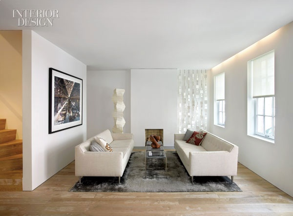 A New Order Messana Ororke Designs A Restrained Ny Townhouse
