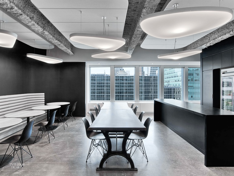 indeed new york office. firm habjan betancourt architecture project indeed new york photography by eric laignel office c