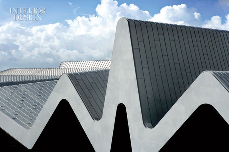 Poetry In Motion Zaha Hadid S Riverside Museum In Glasgow