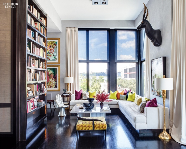 Home Run Inside The Residences Of 48 Designers Stunning Nyc Apartment Interior Design