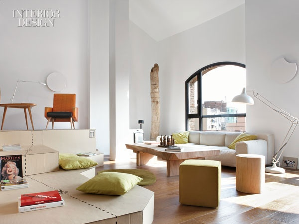Home Sweet Home Barcelona Model Apartment By Rai Pinto And Triana Vives