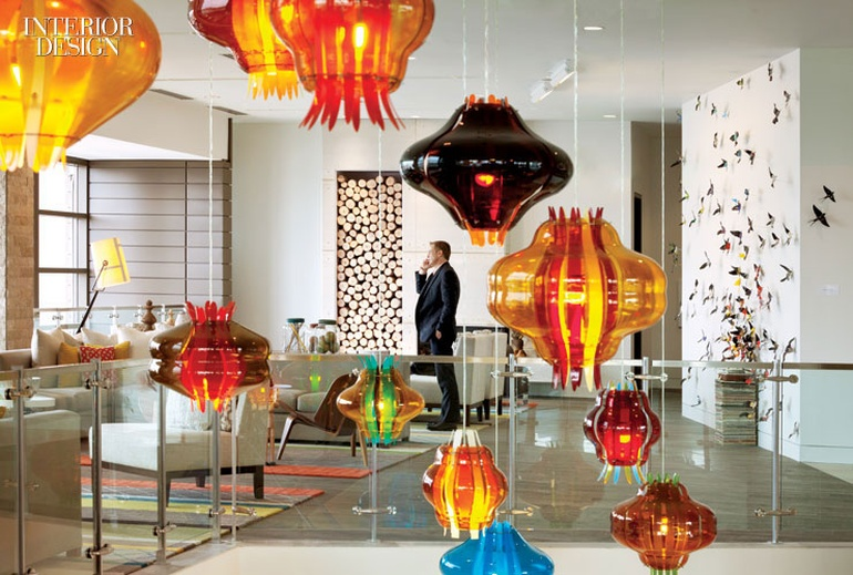 Top Interior Design 2014 top 100 giants: rankings