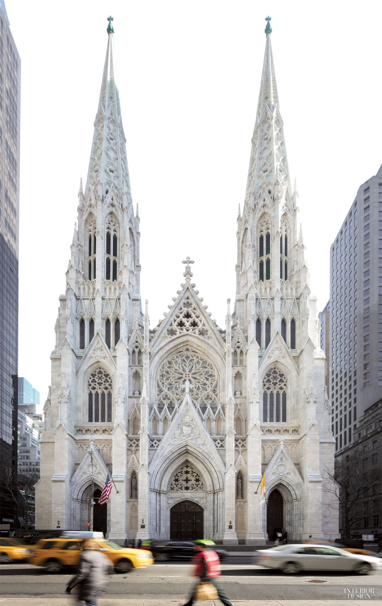 St Patrick S Cathedral In Midtown Finally Restored
