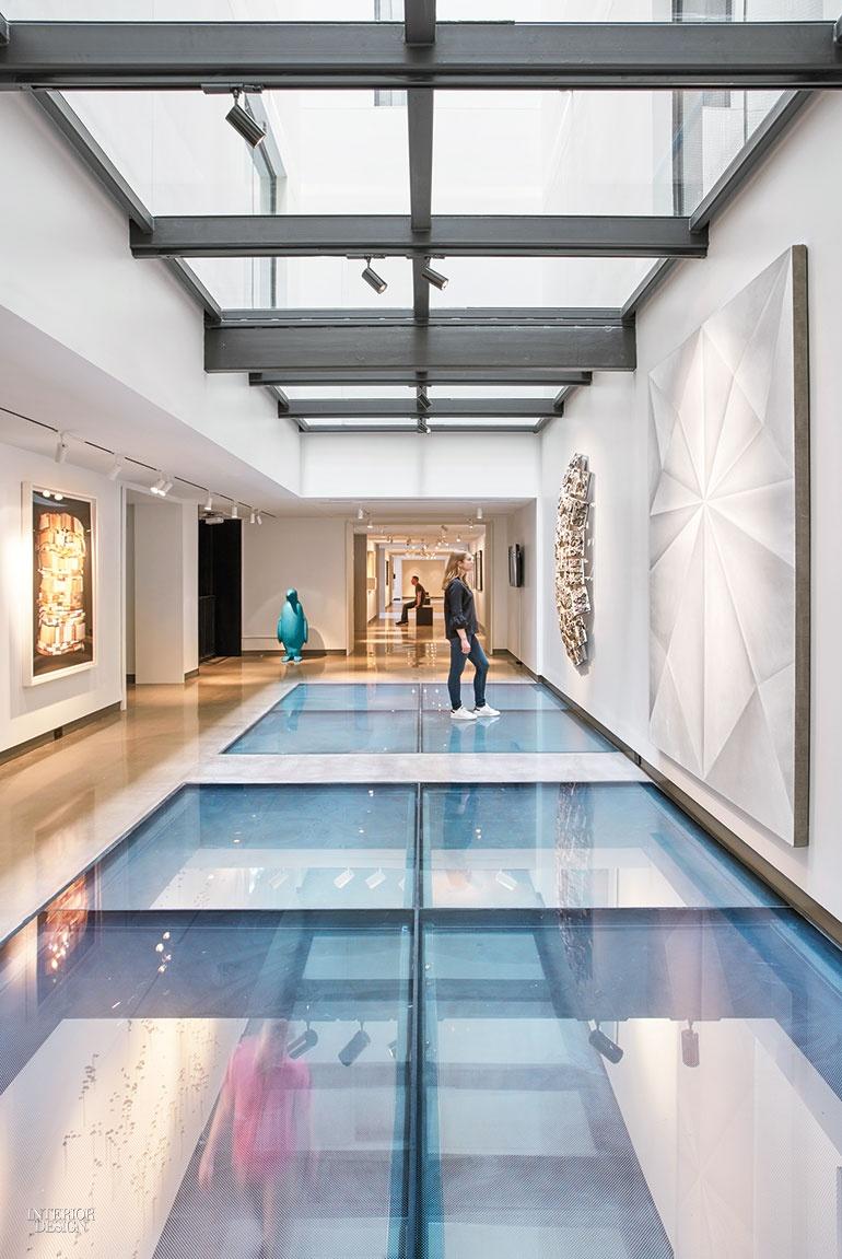 Corridor Roof Design: 20 Skylights Bring The Sunshine Indoors