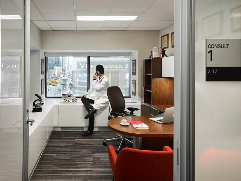 IIDA Recognizes Top Healthcare Interior Design