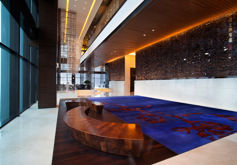 Sense Of Place Grand Hyatt Shenyang In China
