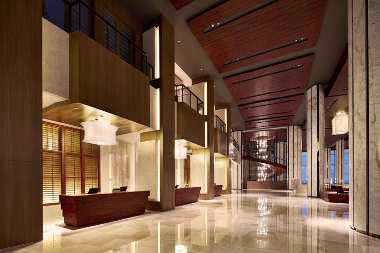 2013 Hospitality Giants With Most Foreign Projects
