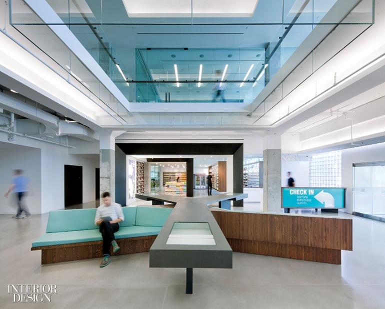 Healthy attitude hain celestial moves to suburban for Architecture 770