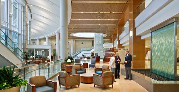 Shown University Of Kentucky Healthcare Albert B Chandler Hospital In Lexington Photo Courtesy AECOM