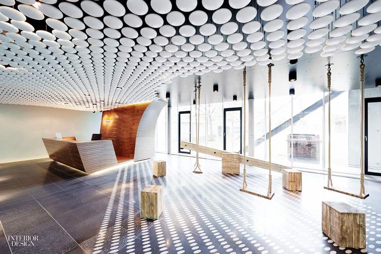 Interior Frankfurt serious innocean s frankfurt office by ippolito fleitz