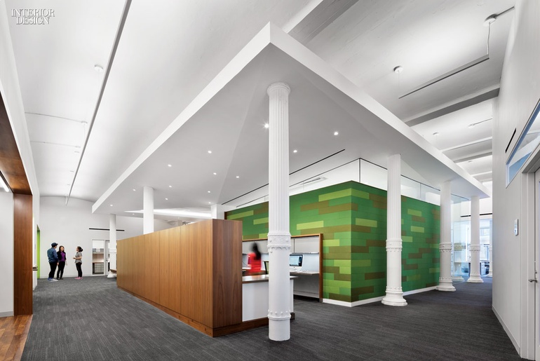 Core curriculum nyu s steinhardt school by ltl architects for Interior design new york university