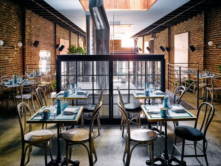 ken fulk designs sadelle's, his first new york restaurant