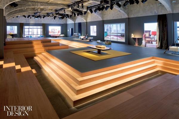 Model Home: Rem Koolhaas Unveils Knoll Prototypes at Prada