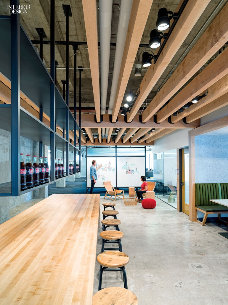 evernote office studio oa 05. Another Lounge Features Swivel Stools With Steel Bases. Photography By Jasper Sanidad. Evernote Office Studio Oa 05