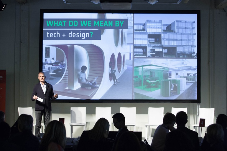 Tech Design Attracts Power Players