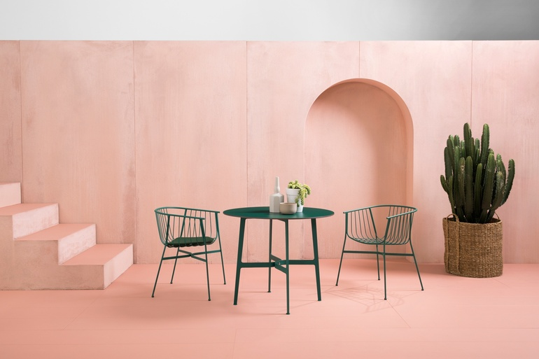 re made made interior design Australian designer Tom Fereday created an elegant series of chairs,  tables, and stools for SP01. Theyu0027re made to withstand the toughest of  environments, ...