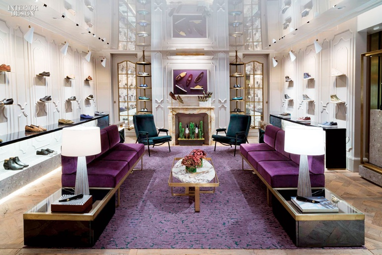 David Collins Studio Designs Louis Leeman In NYC