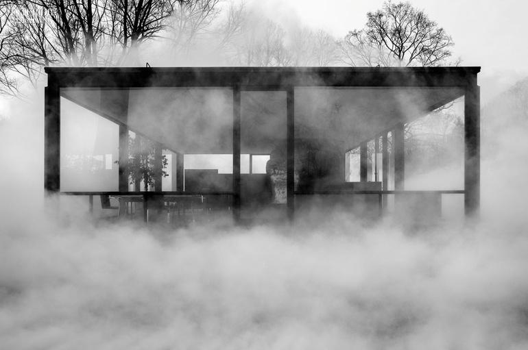 Mystery and Transparency: Fujiko Nakaya\'s Fog Installation at the ...