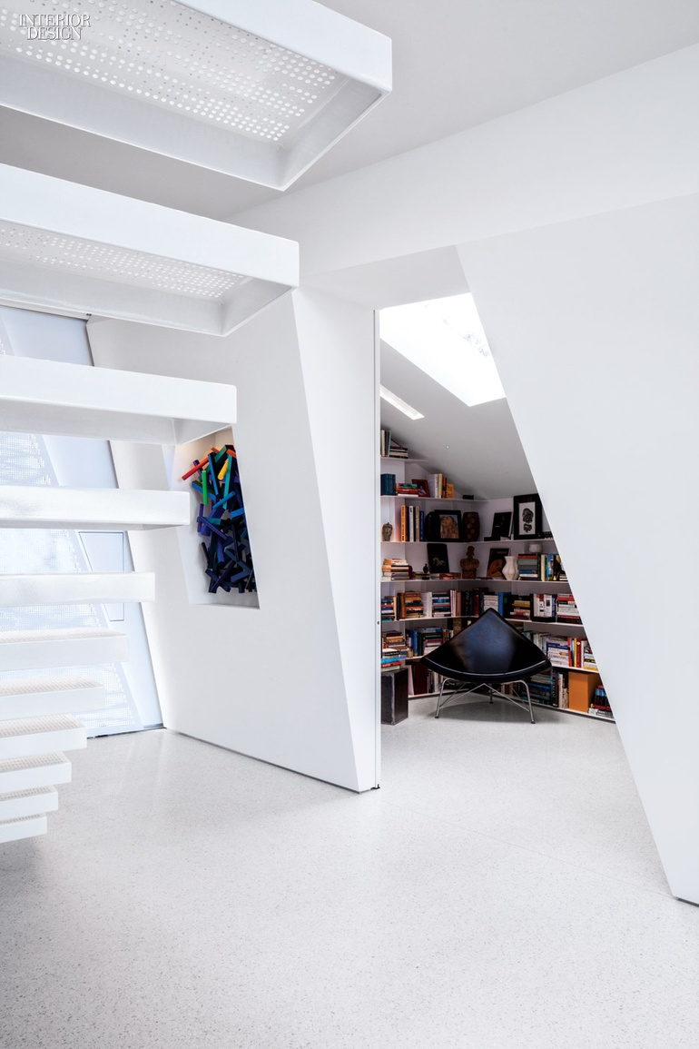 From a Different Angle: Patrick Tighe Reinvents Mid-Century A-Frame ...