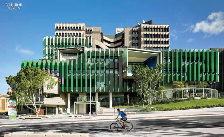 Big Ideas: Green Roof at Lady Cilento Children\'s Hospital
