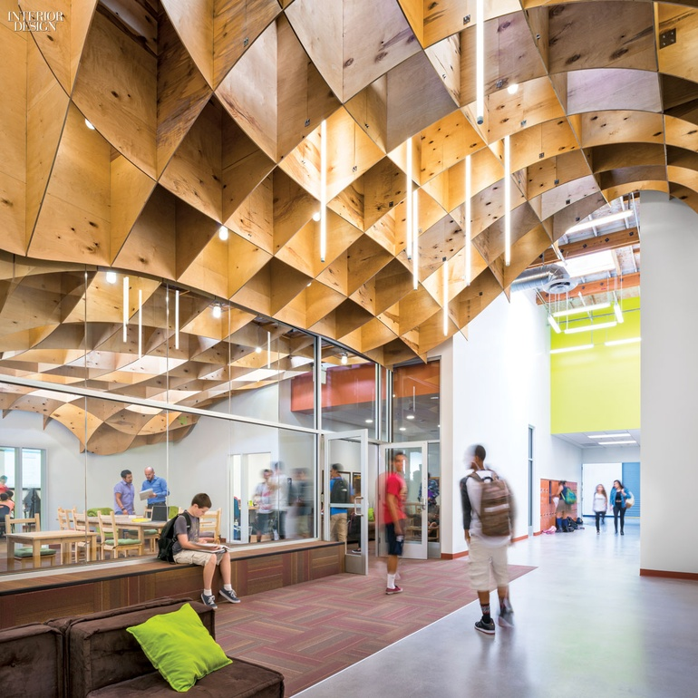 Gensler Endows 8 Offices With Serious Wow Factor