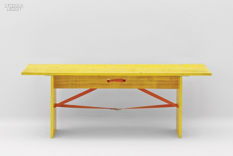 Some assembly required a diy exhibit opens in zurich a table by de francesco silva courtesy of the sterreichisches museum fr angewandte kunstgegenwartskunst solutioingenieria Gallery