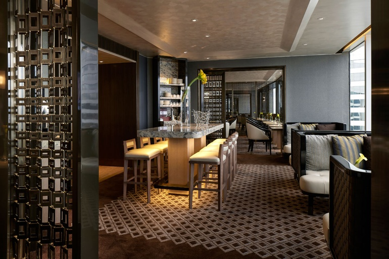 AB Concept Ranked 26 Project Conrad Hotel Location Hong Kong Photography Courtesy Of