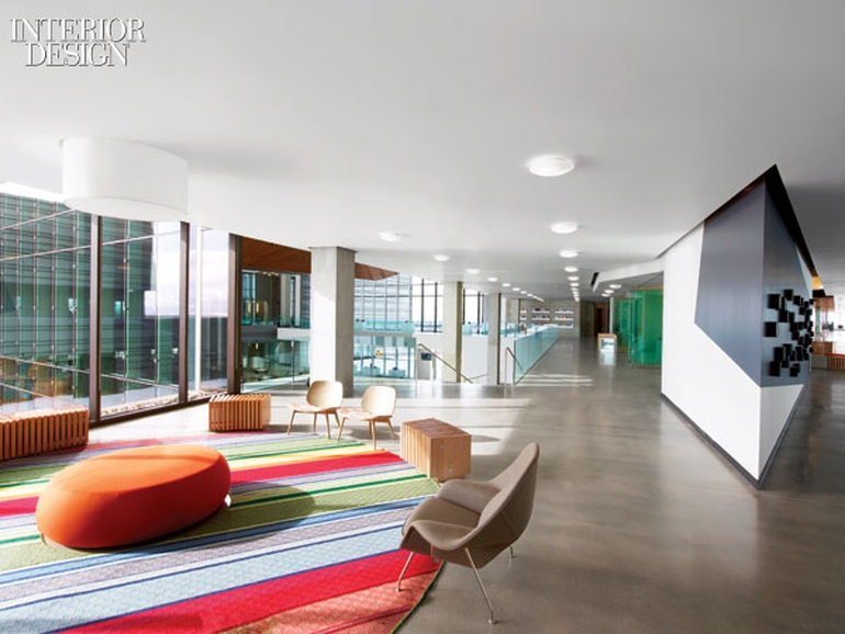 Peak performance a mega office for adobe by rapt and wrns for Design space adobe