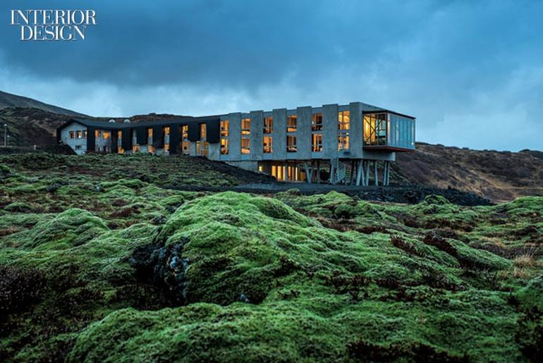 Ion Luxury Adventure Hotel Nesjavellir Iceland