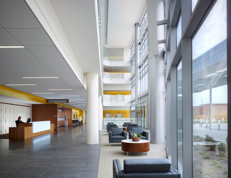 Healthcare Architecture Firms. 2014 Market Trends In Healthcare Design  Patients Rule