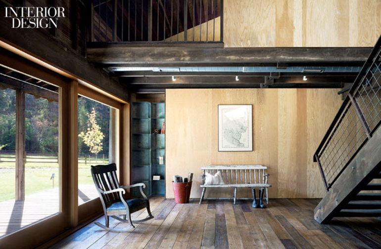 Till The Cows Come Home Barn Conversion In Washington State Impressive Barn Interior Design