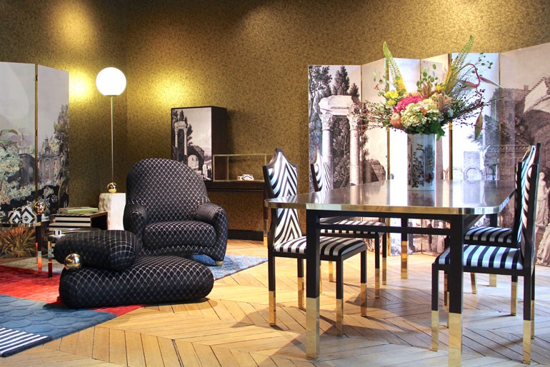 5 questions with sacha walckhoff creative director at maison christian lacroix. Black Bedroom Furniture Sets. Home Design Ideas