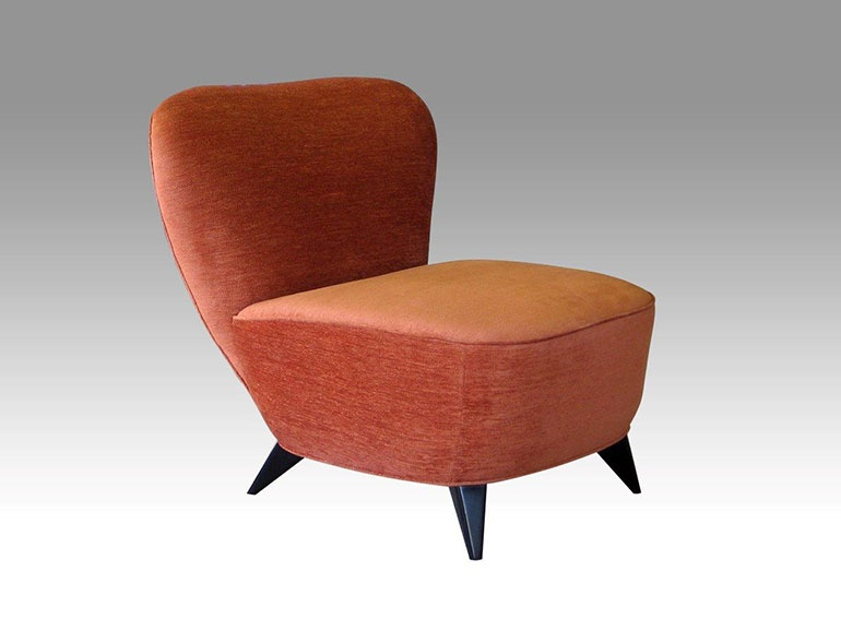 Fireside Chair. Image Courtesy Of Ralph Pucci International.