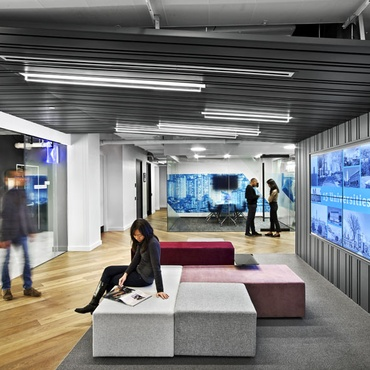 office interior pictures. Fennie+Mehl Designs A Trailblazing Space In New York For Silicon Valley Bank Office Interior Pictures O
