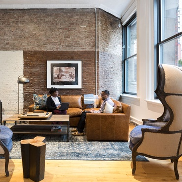 Gensler Delivers An Intoxicating Office For Edrington In New York