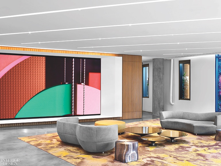 official photos 6a0bc 2d947 Rottet Studio Reinvents Viacom in Los Angeles