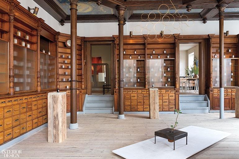 Frama Studio Stores Copenhagen Flagship Blends Scandinavian And Organic