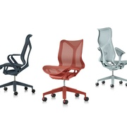 Herman Miller's Ergonomic Cosm Chair by Studio 7.5 Responds to Your Body in Real Time