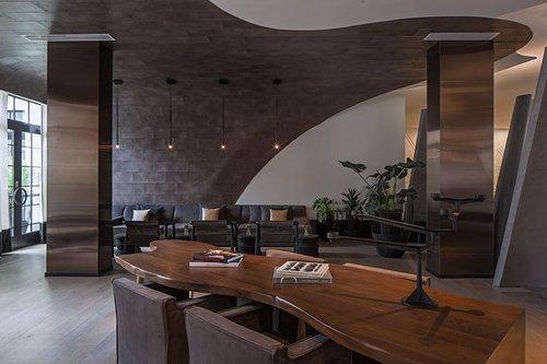 Gulla Jonsdottir S Global Sensibilities Define The Kimpton La Peer Hotel In Los Angeles Interior Design Magazine