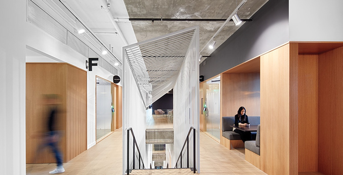 Pinterest Taps IwamotoScott For A Board Worthy Headquarters In San Francisco