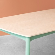 Mark Müller's Woodstock Line for Three-H Offers Personal Space In an Open-Plan Office