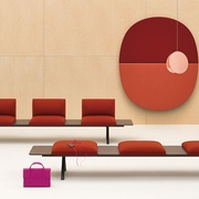 Arper's Kiik Seating System Supports Working, Interacting, and Relaxing
