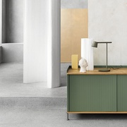 """New Furnishings by Muuto, Now Under Knoll, Fuel the """"Resimmercial"""" Movement"""
